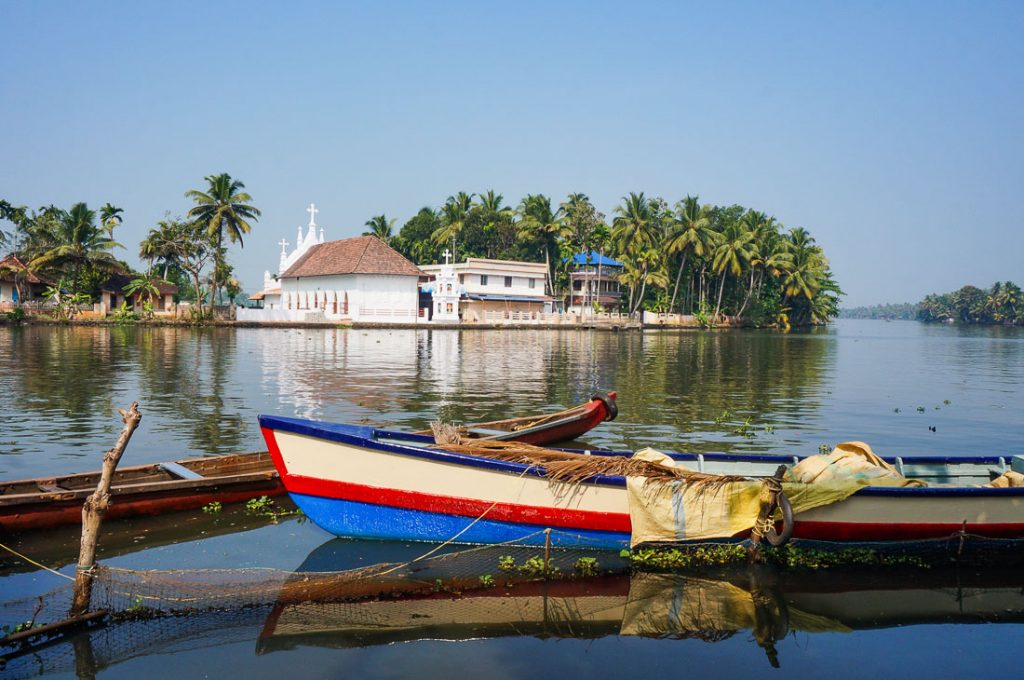 Alleppey - Beautiful Places in India