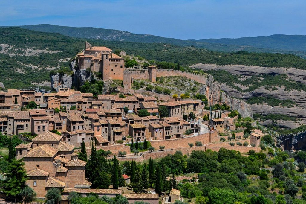 Alquezar - Beautiful Places in Spain