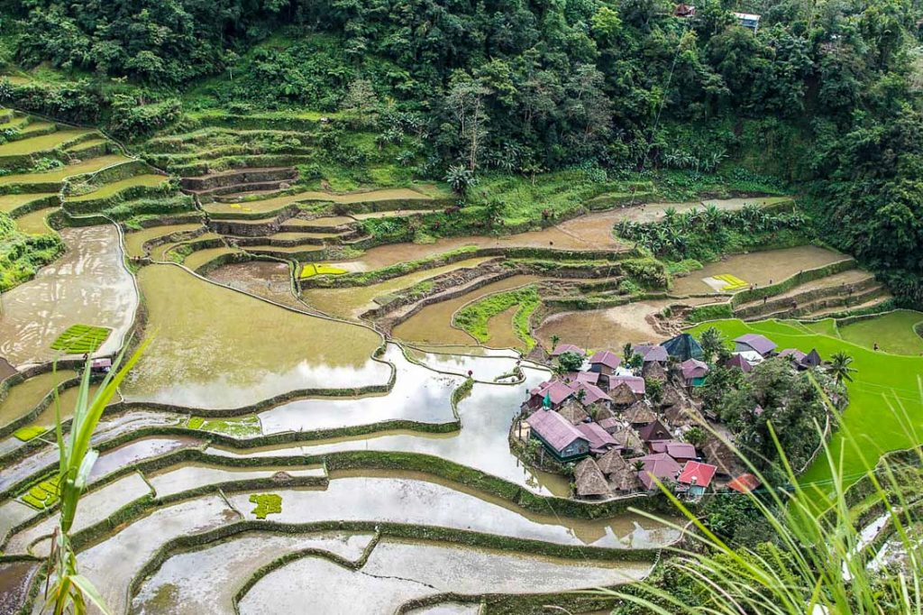 Banaue - Beautiful Places in the Philippines