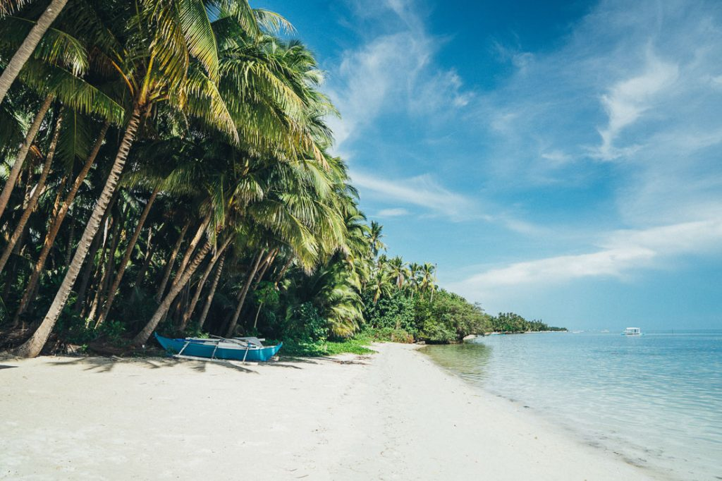 Best Time to Visit the Philippines - Dry Season Beaches