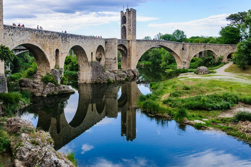 Besalu - Beautiful Places in Spain