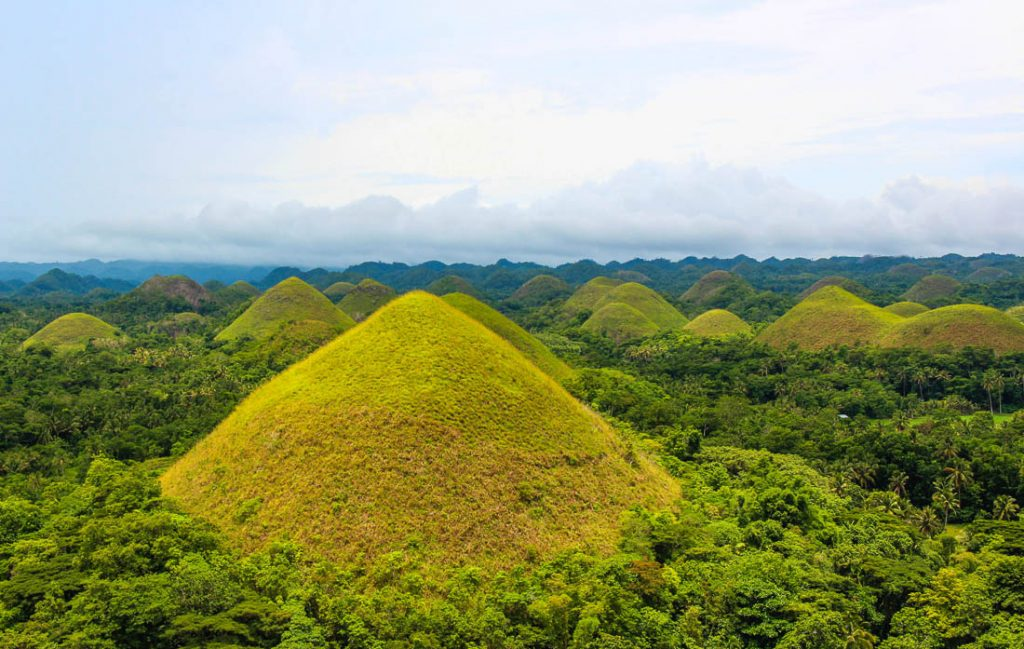 Bohol - Beautiful Places in the Philippines