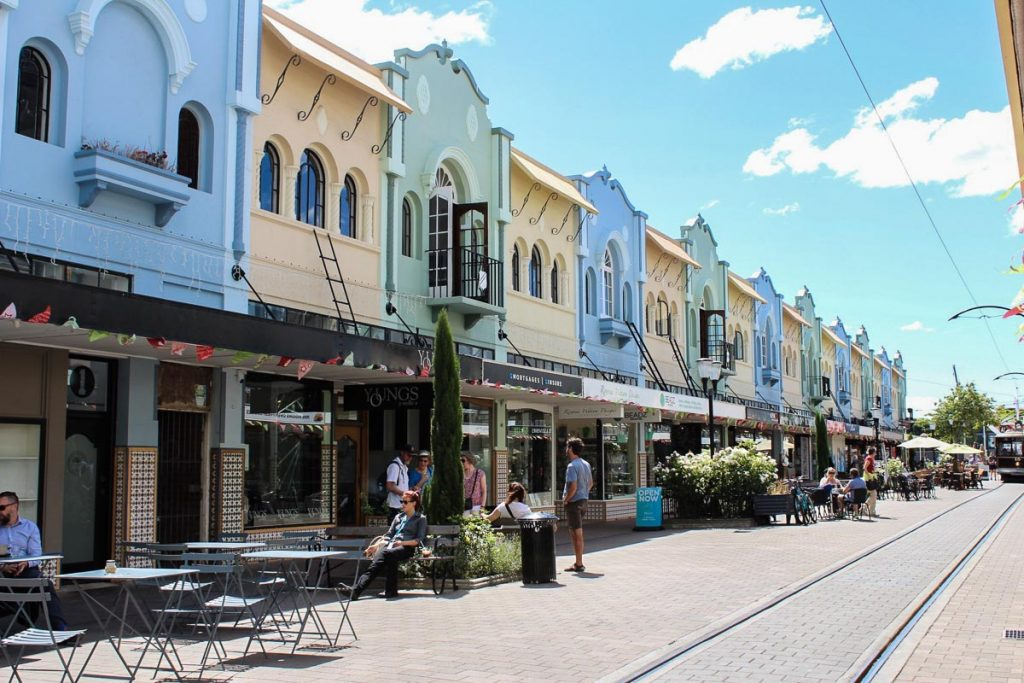 What to Do in Christchurch
