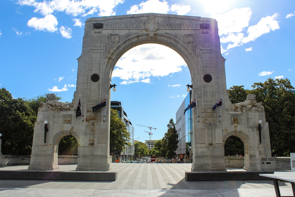 Christchurch: The Garden City: What To Do In Christchurch, New Zealand