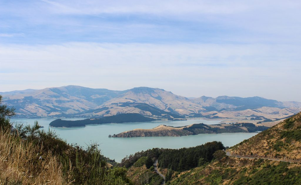 New Zealand South Island Itinerary - Christchurch