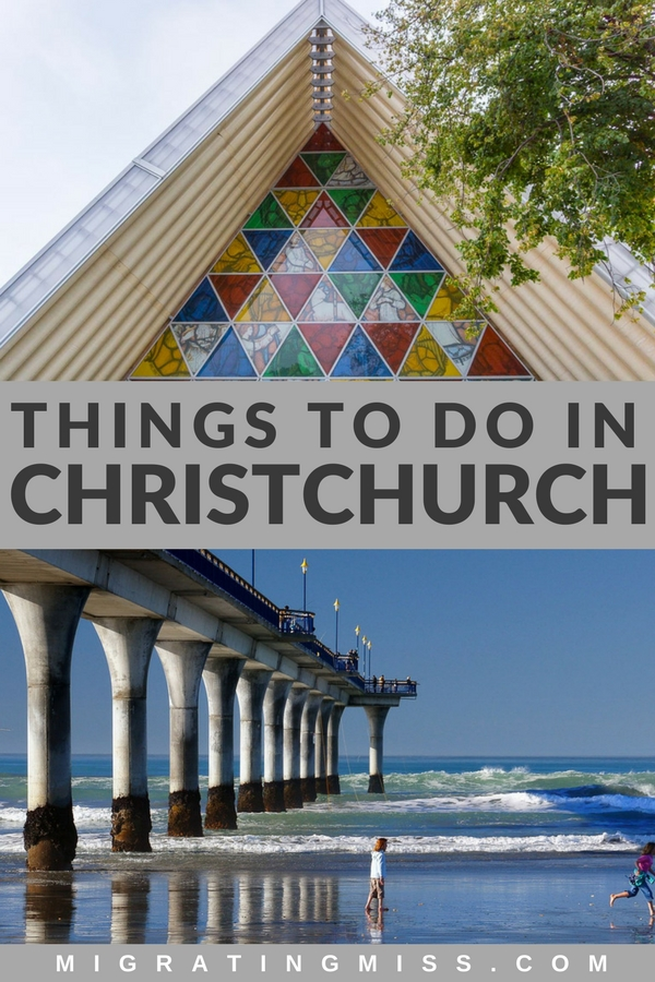 Things to Do in Christchurch, New Zealand