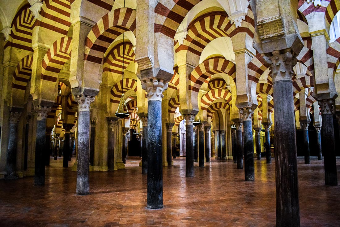 Great Cathedral and Mosque, Cordoba, Spain - Tourist ...  Cordoba Places