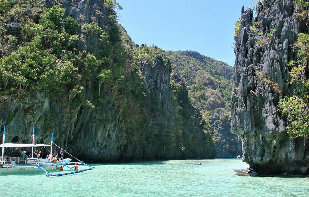 El Nido - Beautiful Places in the Philippines