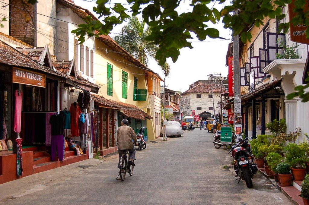 Kochi - Beautiful Places in India