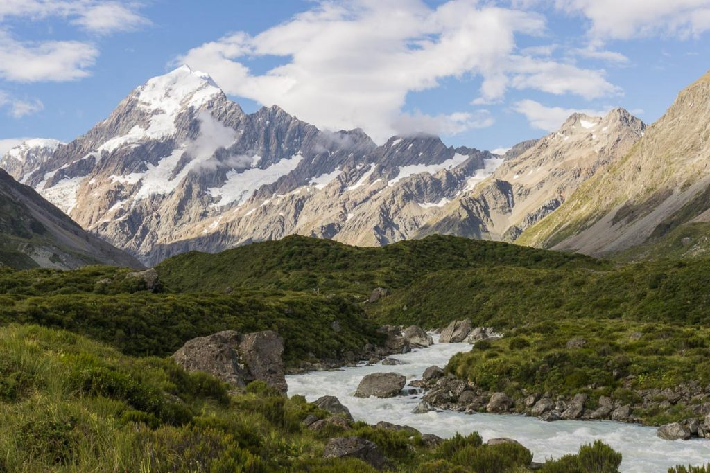 Top Tips for Planning a New Zealand Trip - Mount Cook National Park
