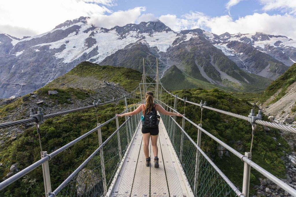 New Zealand South Island Itinerary Ideas