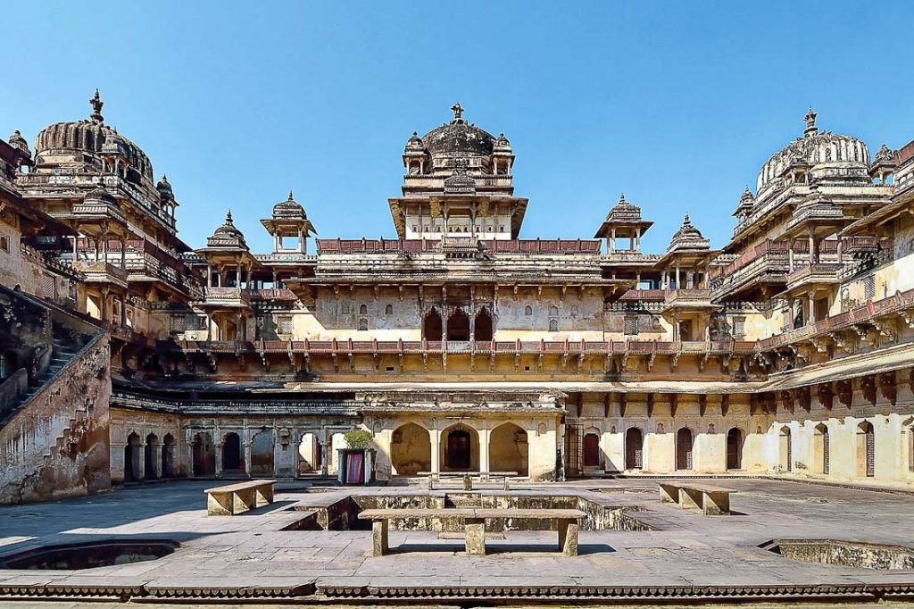 Orchha - Beautiful Places in India
