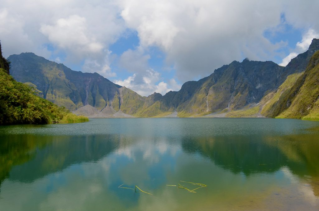 Pinatubo - Beautiful Places in the Philippines