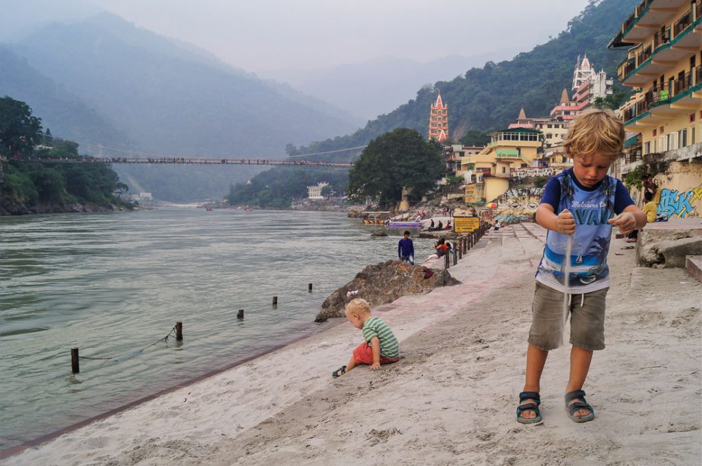 Rishikesh - Beautiful Places in India