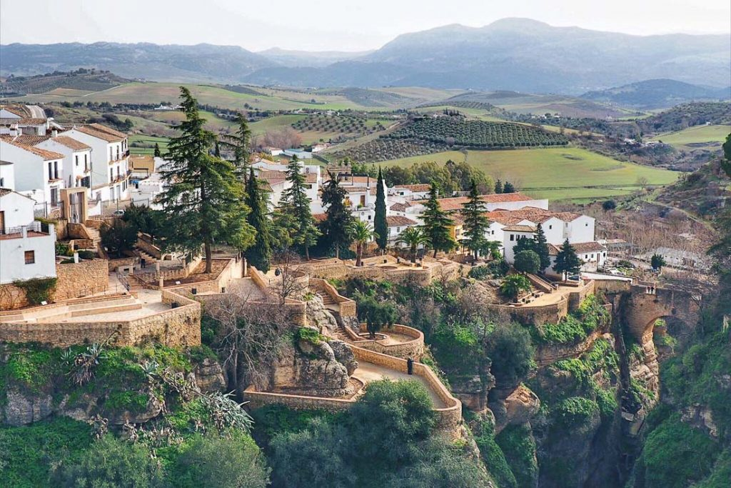 Ronda - Beautiful Places in Spain
