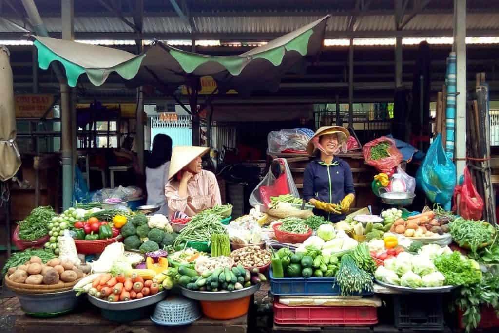 Saigon - Beautiful Places in Vietnam