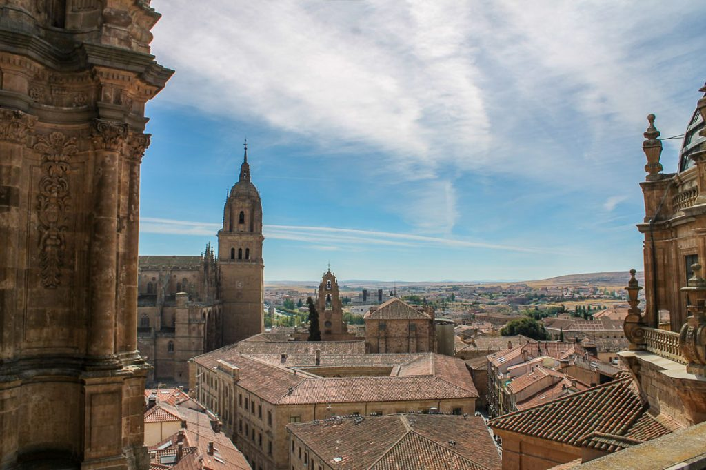 Salamanca - Beautiful Places in Spain