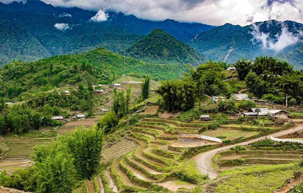 Sapa - Beautiful Places in Vietnam