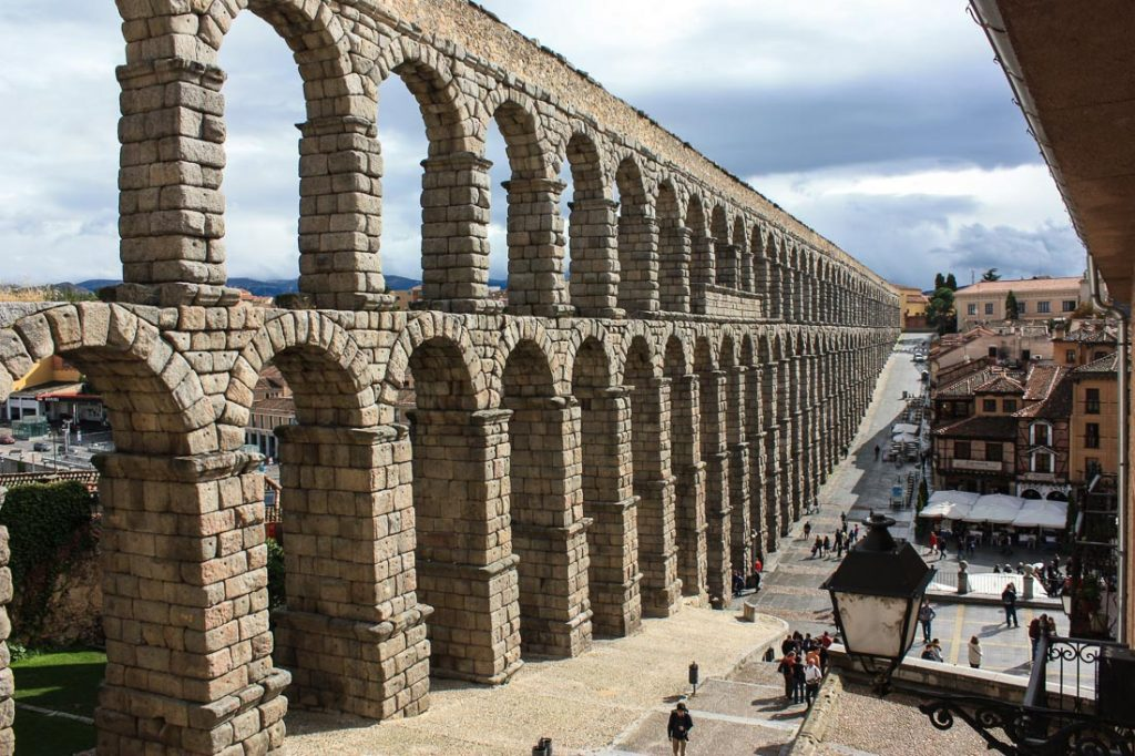 Segovia - Beautiful Places in Spain