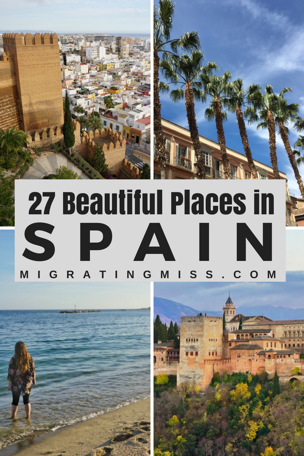 The Most Beautiful Places in Spain