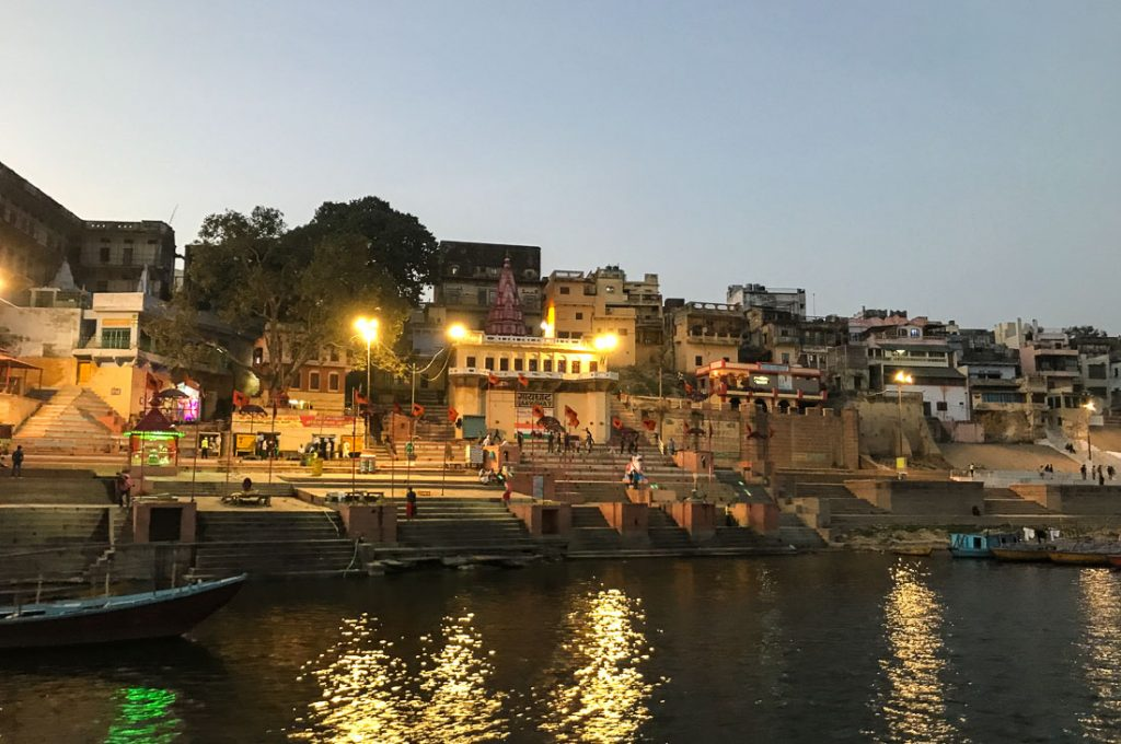 Varanasi - Beautiful Places in India