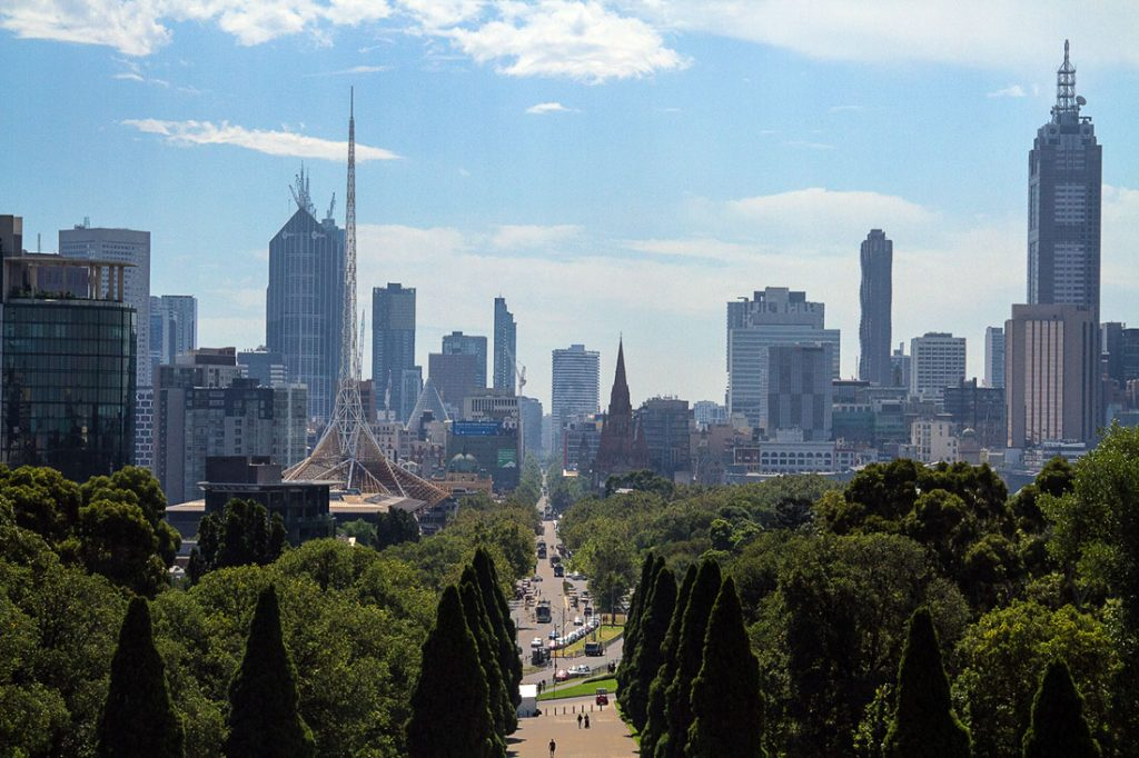 2 days in Melbourne - Visit the Shrine of Remembrance