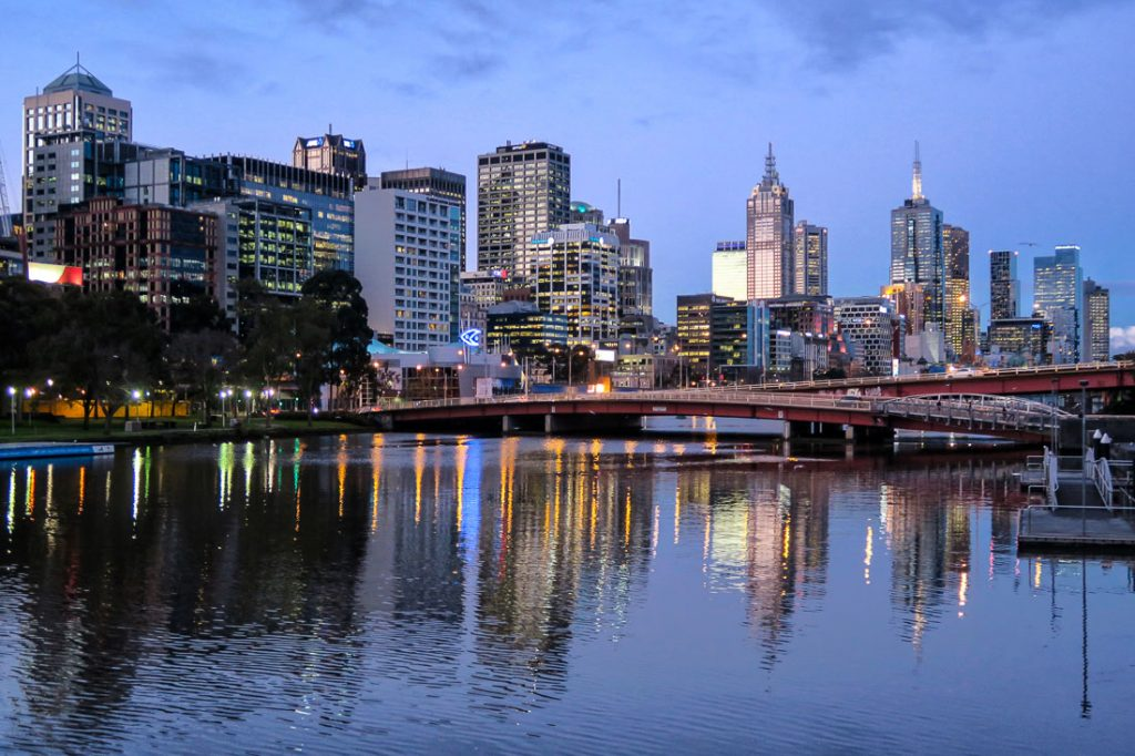 2 days in Melbourne - nightlife