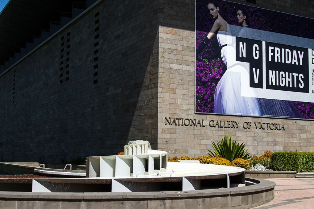 2 days in Melbourne - Visit the National Gallery of Victoria