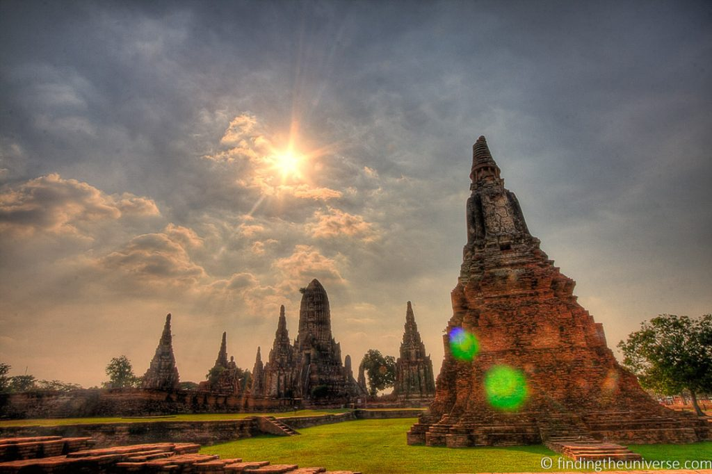Ayutthya - Most Beautiful Places in Thailand