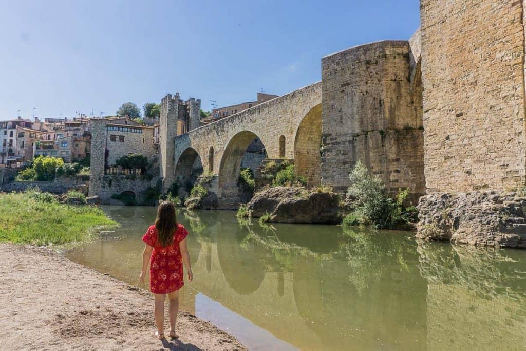 Bridge of Besalu, Girona
