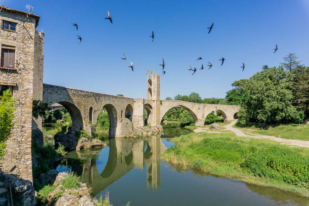 Things to do in Besalu, town in the Costa Brava