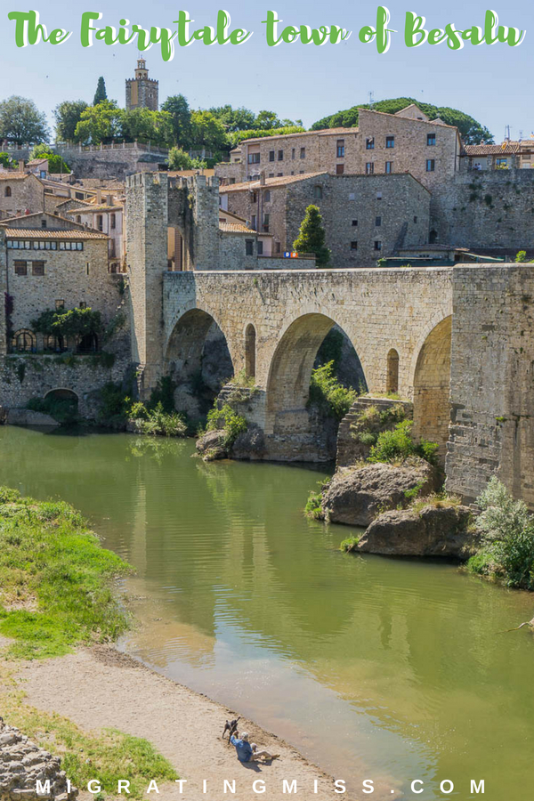 The Fairytale Town of Besalu, Spain