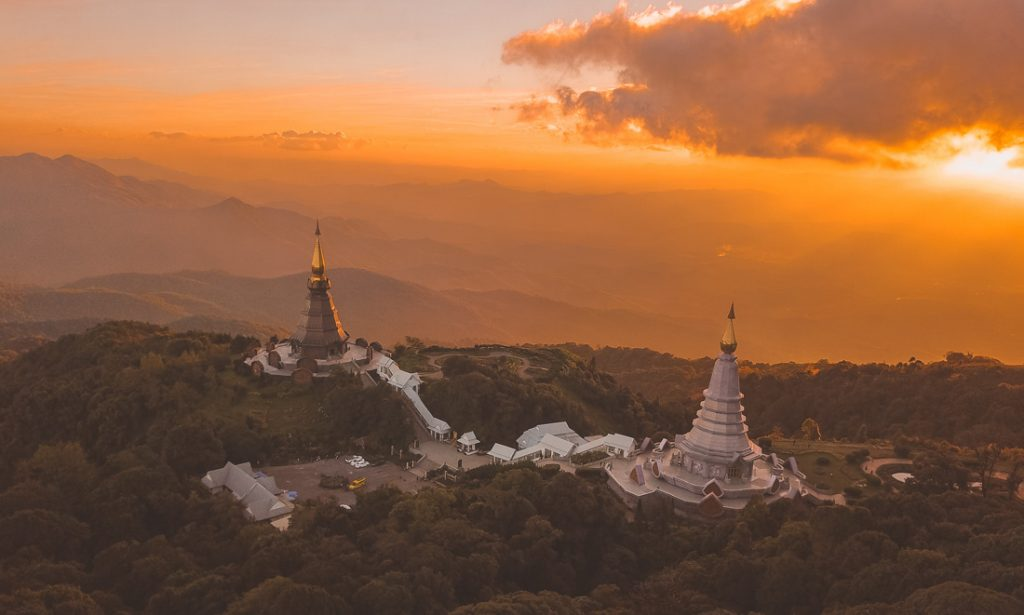 Chiang Mai - Beautiful Places in Thailand