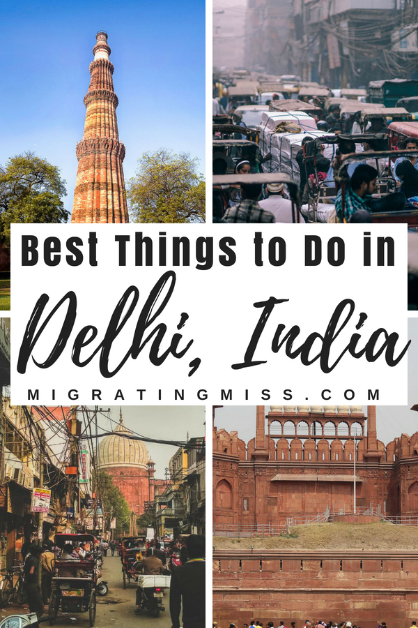 The best things to do in with 2 days in Delhi