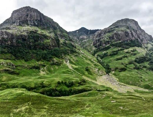 Edinburgh to Glencoe by car