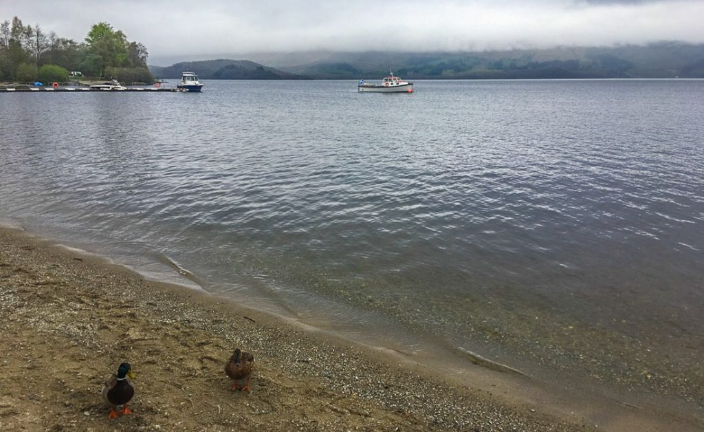 Loch Lomond - Family Day Trips From Glasgow