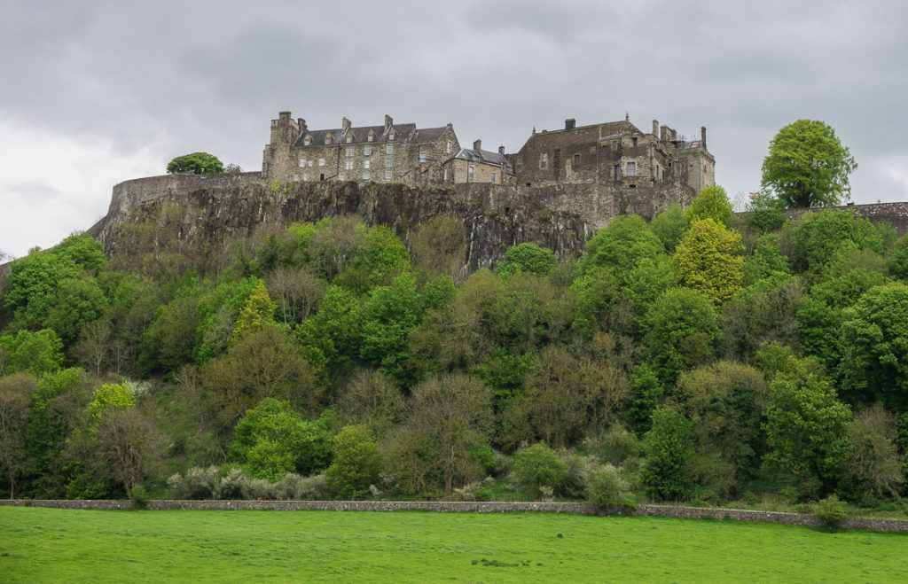 Stirling: Edinburgh to Glencoe by car