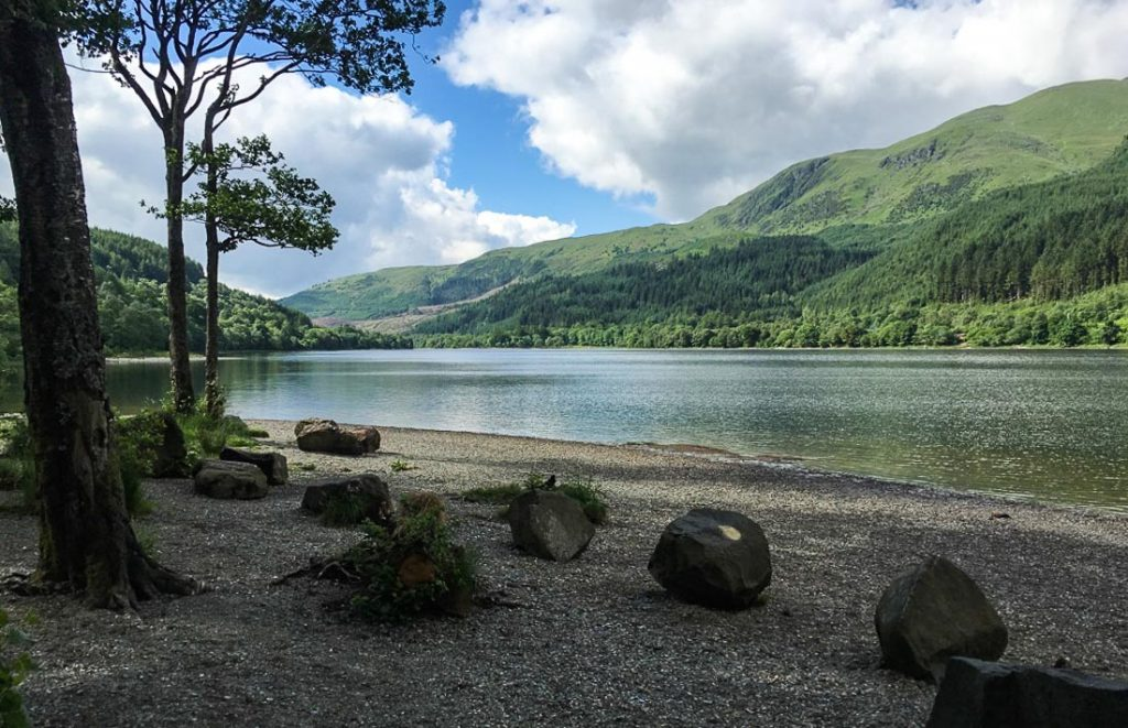 Callander: Edinburgh to Glencoe by car