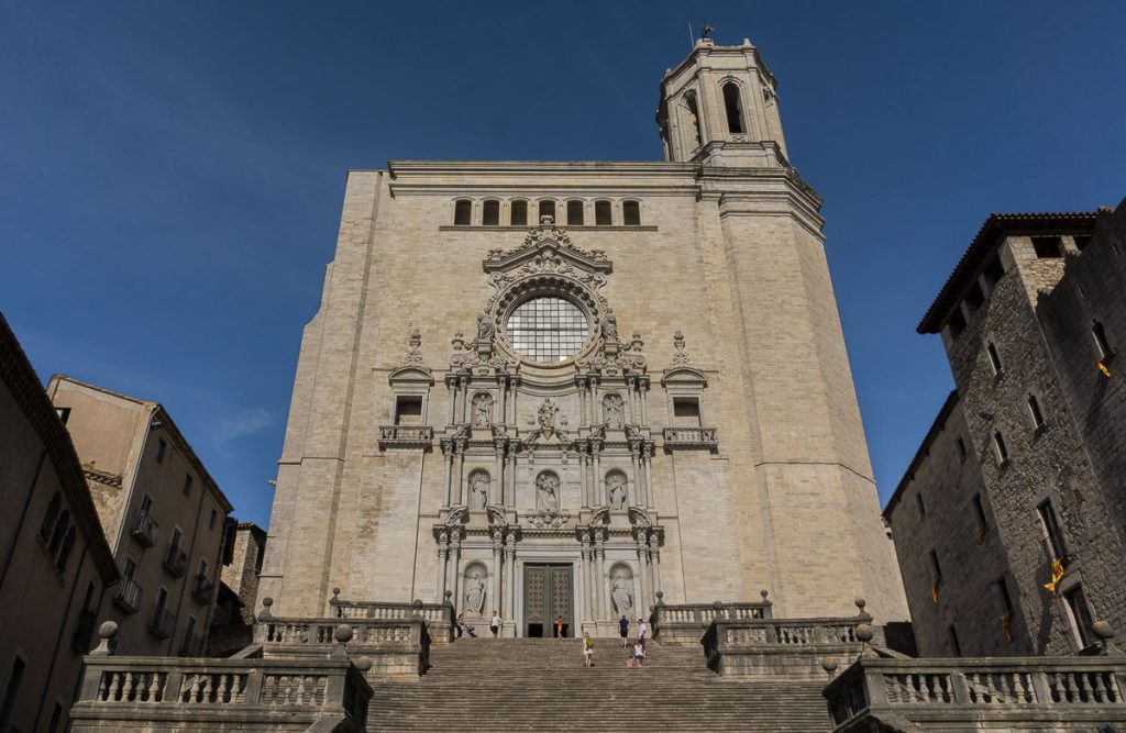 Cathedral: Girona Game of Thrones & Things to Do