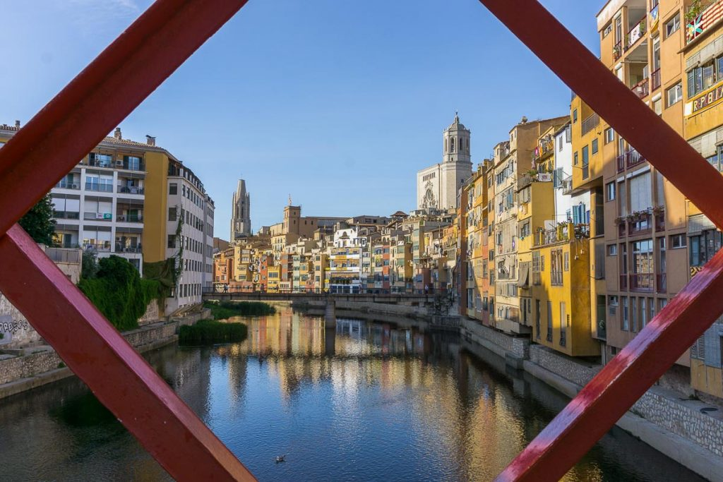 Eiffel Bridge: Best Things to do in Girona