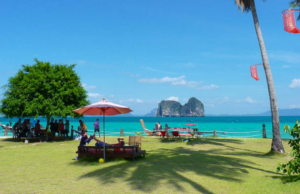 Koh Ngai - Beautiful Places in Thailand