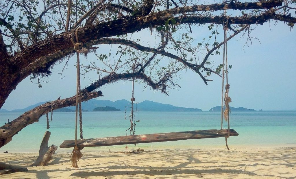Koh Wai - Beautiful Places in Thailand