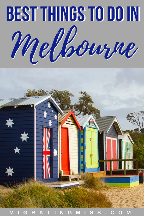Things to do in Melbourne in 2 days