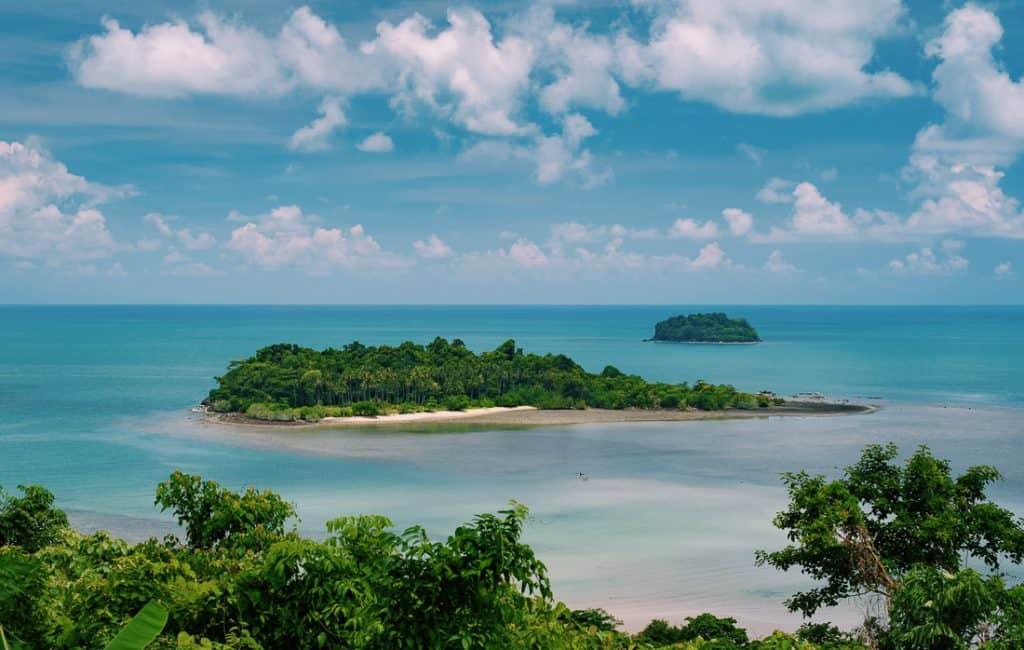 Mu Ko Ang Thong - Beautiful Places in Thailand
