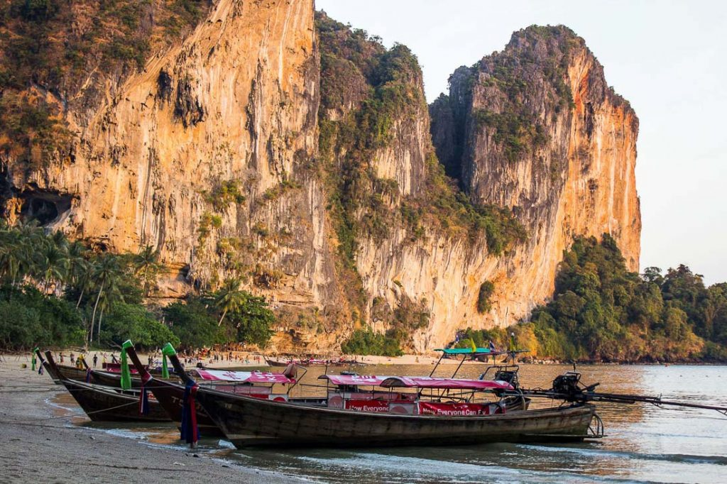 Railay - Beautiful Places in Thailand