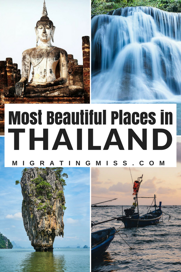 The Most Beautiful Places in Thailand