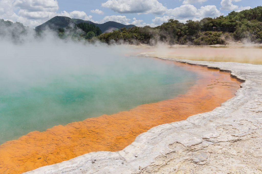 Things to do in Rotorua - Geothermal areas