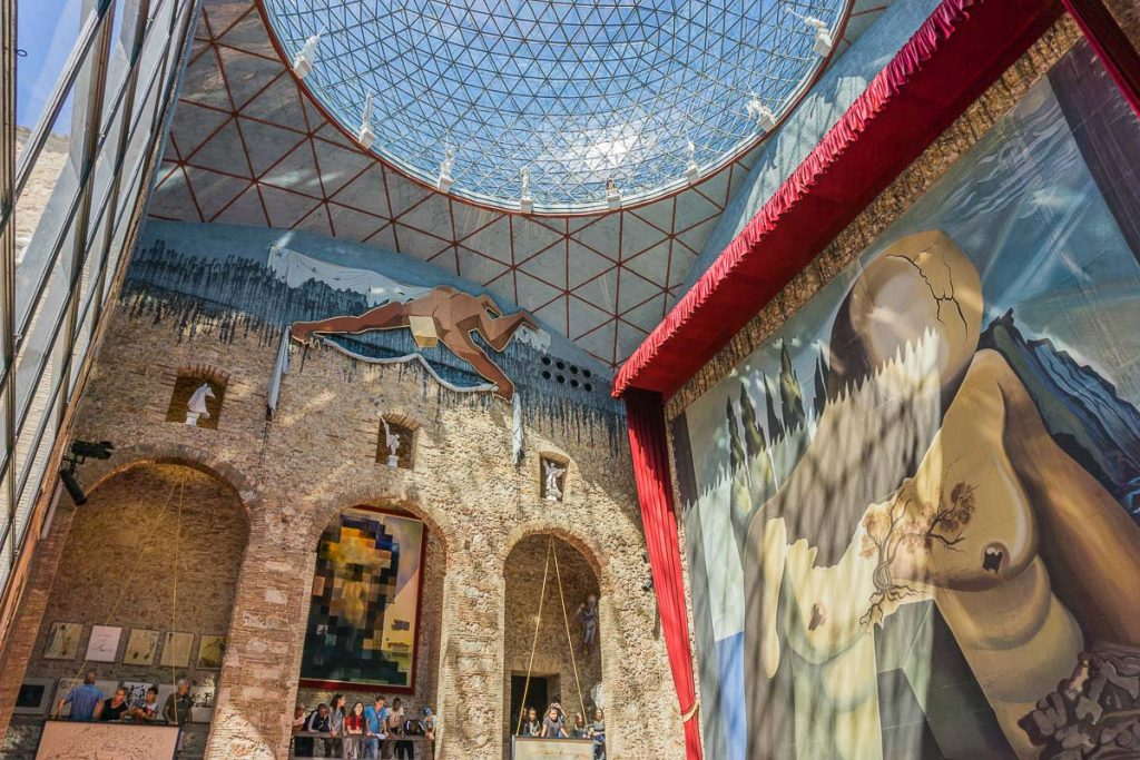 Dali Theatre Museum: Best Things to do in the Costa Brava