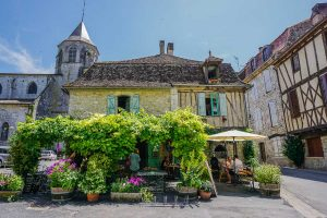 Best Road Trips in France - Village in the Dordogne