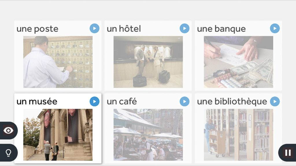 Learning French with Rosetta Stone